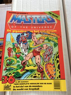 master of the universe nr 4