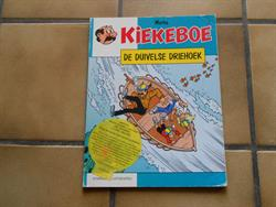 kiekeboe 2: de duivelse driehoek - sc