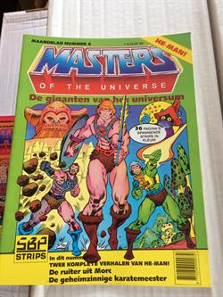 master of the universe nr 6
