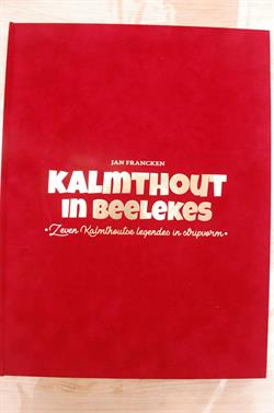 Rood Velours A3 Kalmthout in beelekes