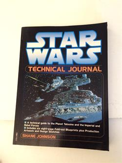 starwars technical journal paperback