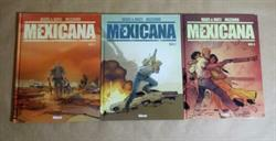 Mexicana hc - complete set