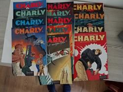 Charly - volledige reeks in 13 delen in softcover.