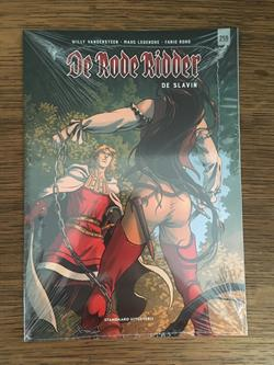 De Rode Ridder De slavin - Sealed - 2018