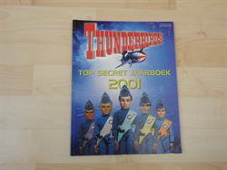 Thunderbirds - Top secret jaarboek 2001