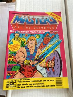 master of the universe nr 1