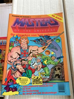 master of the universe nr 5