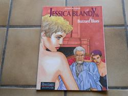 jessica blandy 16: buzzard blues - 1ste dr - sc - 1999