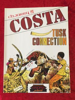 Costa - nr 4 - Tusk Connection -  sc  - 1992
