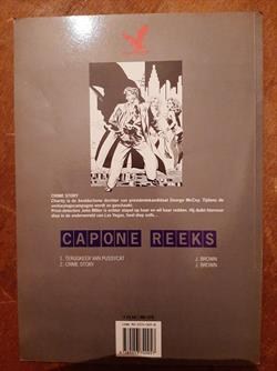 Capone reeks 2 - Crime story - sc - 1990.